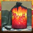 燃える闘魂ズタ袋